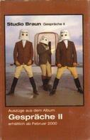 Studio Braun - Gespräche II (Auszüge aus dem Album)