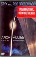 Styx And REO Speedwagon - Arch Allies