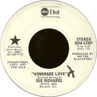 Sue Richards - Homemade Love