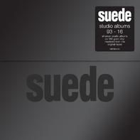 Suede - Studio Albums 93 - 16