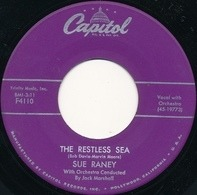 Sue Raney - The Restless Sea / Ever