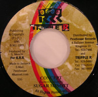 Sugar Minott / Barry Brown - Concept / Triple R. Sound