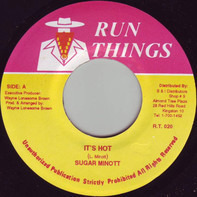 Sugar Minott - It's Hot
