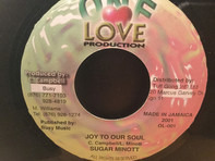 Sugar Minott - Joy To Our Soul