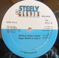 Sugar Minott & Lady G - Whole Heap A Man
