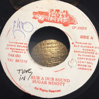 Sugar Minott - Rub A Dub Sound / Devil Pickney