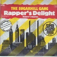 Sugarhill Gang - Rapper's Delight / Rapper's Reprise