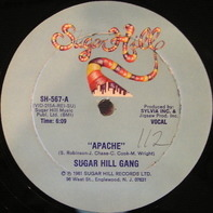 Sugar Hill Gang, Sugarhill Gang - Apache
