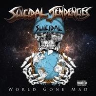 Suicidal Tendencies - World Gone Mad (gtf./2lp/Blue Vinyl)