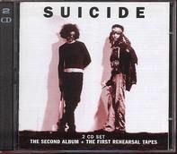 Suicide - The Second Album + The First Rehearsal Tapes