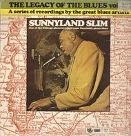 Sunnyland Slim - The Legacy Of The Blues Vol. 11.