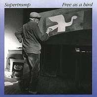 Supertramp - Free as a Bird