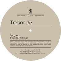 Surgeon - Balance Remixes