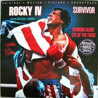 Survivor - Burning Heart / Eye Of The Tiger