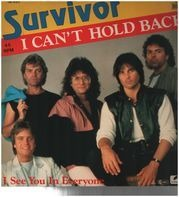 Survivor - I Can't Hold Back