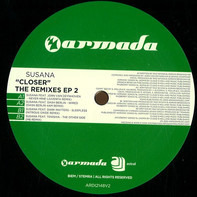 Susana - Closer - The Remixes EP 2
