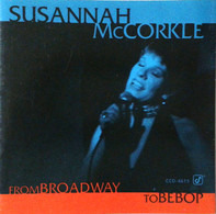 Susannah McCorkle - From Broadway to Bebop
