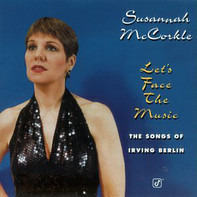 Susannah McCorkle - Let's Face The Music (The Songs Of Irving Berlin)