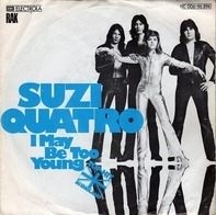 Suzi Quatro - I May Be Too Young