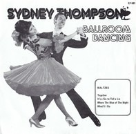 Sydney Thompson And His Orchestra - Waltzes / Foxtrots