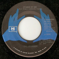 Syl Johnson - Stand By Me / Main Squeeze