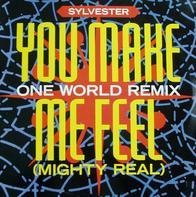 Sylvester - You Make Me Feel (Mighty Real)