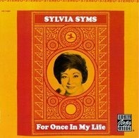 Sylvia Syms - For Once in My Life