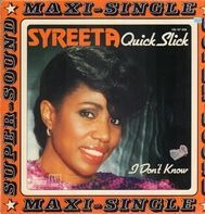 Syreeta - Quick Slick / I Don't Know