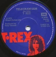 T. Rex - telegram Sam