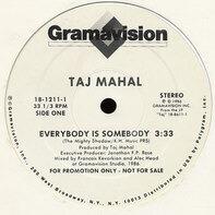 Taj Mahal - Everybody Is Somebody / Deed I Do