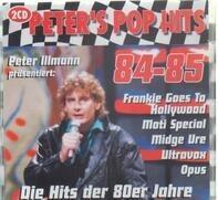 Talk Talk / Billy Idol - Peter's Pop Hits 84-85