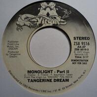 Tangerine Dream - Monolight - Part II