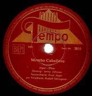 Tanzorchester Ernst Jäger - Mambo Caballero / Das süße Mädi