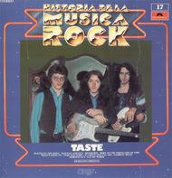 Taste - Historia De La Musica Rock
