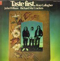 Taste - First