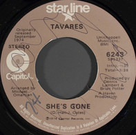 Tavares - She's Gone / Check It Out