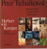 Tchaikovsky, Karajan, Berliner Philharmoniker - Sinfonie Nr.6 H-Moll Op.74 'Pathétique'