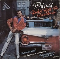 Ted Herold - Rock 'n' Roll For President