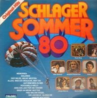 Ted Herold, Adamo, Martin Mann a.o. - Schlager Sommer 80