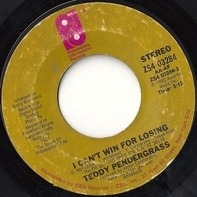 Teddy Pendergrass - I Can't Win For Losing