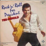 Ted Herold - Rock 'n' Roll For President / Frag' nicht nacht Judy
