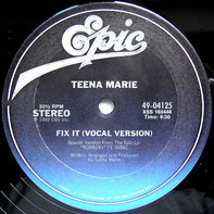 Teena Marie - fix it
