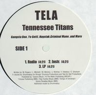 Tela - Tennessee Titans / Incredible