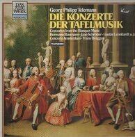 Telemann - Die konzerte Der Tafelmusik