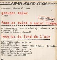 Telex - Twist A Saint Tropez