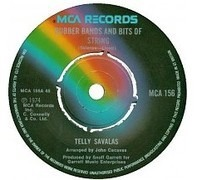 Telly Savalas - Rubber Bands And Bits Of String