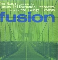 Teo Macero Conducts The London Philharmonic Orchestra Featuring Lounge Lizards - Fusion
