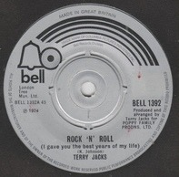 Terry Jacks - Rock'n'Roll (I Gave You The Best Years Of My Life)