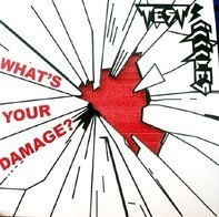 Test Icicles - What's Your Damage? / Catch It