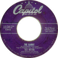 Tex Ritter - Prairie Home / The Bandit